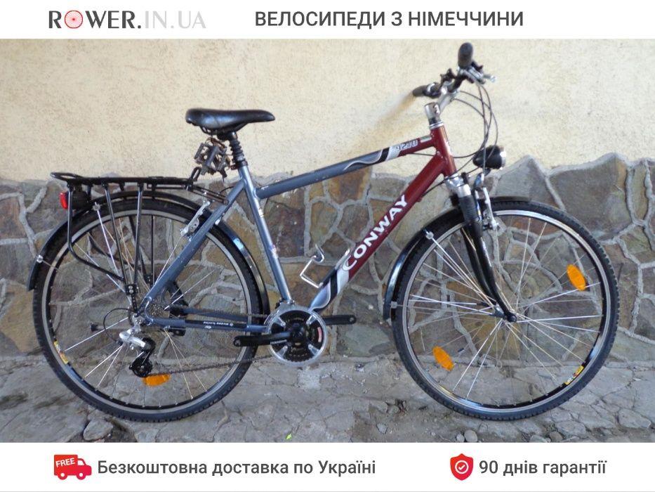 Міський велосипед бу Conway 9210 28 / Велосипеды, городской, дорожный Львов - изображение 1