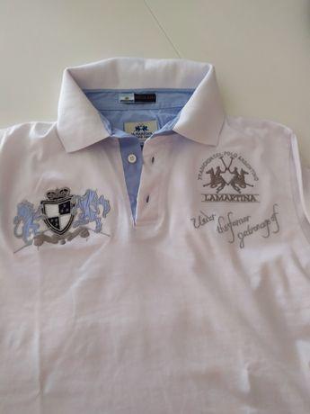 Koszulka polo męska Lamartina