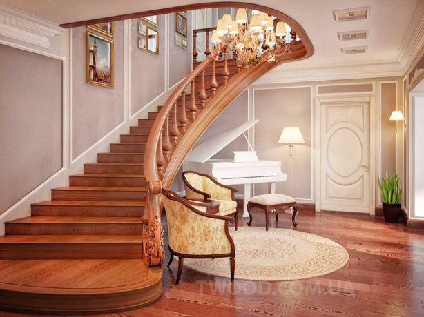 Лестница для дома, лестница на второй этаж фото, лестница под заказ