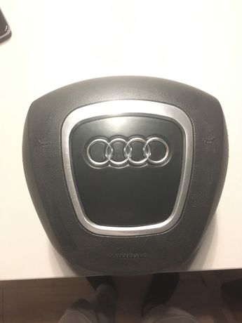 Airbag Audi Poduszka kierowcy 3 ramiona A3,A4,A5,A6,A8,Q5,Q7