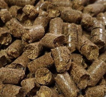 Młóto browarniane-dostawa CAŁY KRAJ, granulowane, suszone