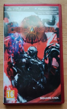 PlayStation Portable! Lord Of Arcana ! PSP - Polecam
