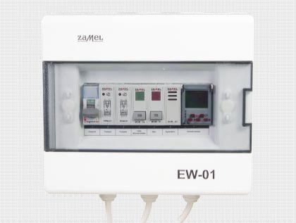 Elektroniczny woźny 230V AC TYP: EW-01
