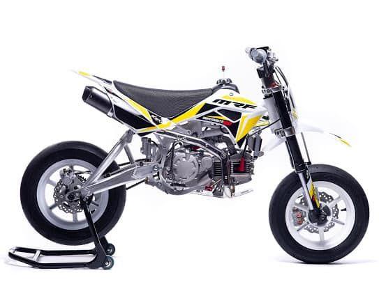 Mrf pitbike supermoto 160 R 2021 Lyavikmoto Wroclaw