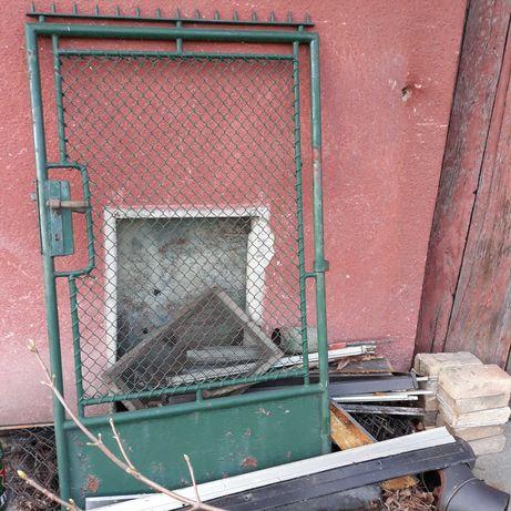 Brama bramka stare bramki do renowacji