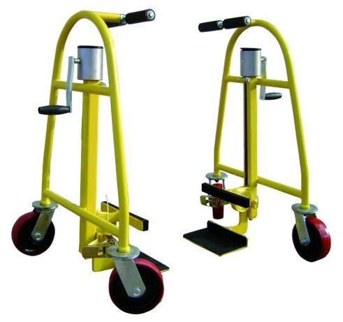 Conjunto de Macacos Elevadores de armarios com capacidade de 600 kg