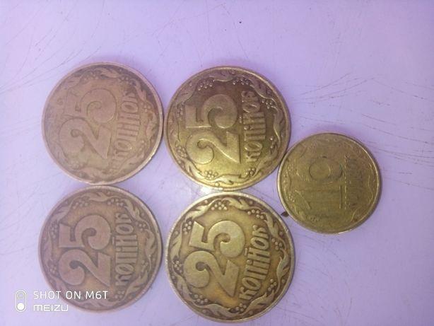 Монеты 1992года