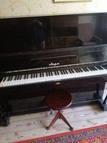 """Пианино """"Лира"""", производство Москва. В рабочем состоянии.1968"""