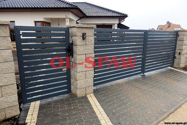 Bramy ogrodzenia balustrady automatyka FAAC DTM ROGER