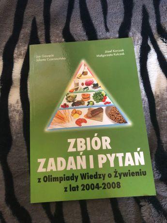 Zbiór zadań z Olimpiady Wiedzy o Żywieniu i Żywności