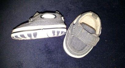 buty- Malatan Niechodki nowe 0-3 m-ce