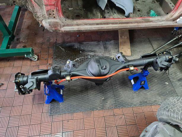 Eixo traseiro completo AE86 para Toyota Starlet KP61