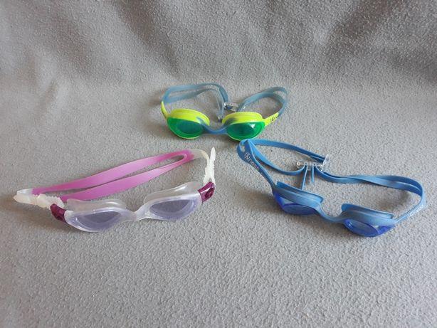 Okulary do nurkowanka dla dorosłych