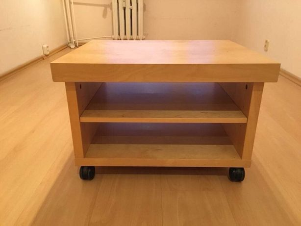 Półka na kółkach Ikea