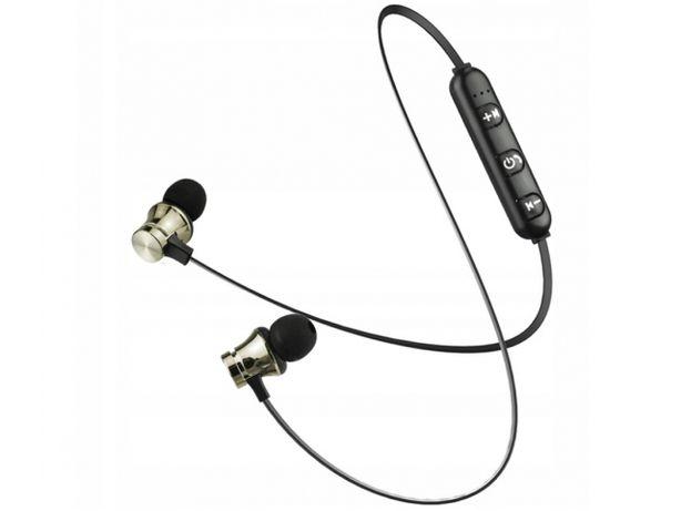 słuchawki sportowe bezprzewodowe bluetooth douszne