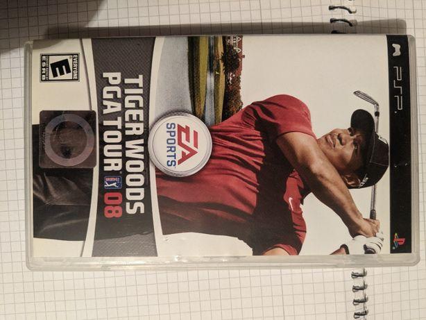 Tiger Woods 08 PSP UDM
