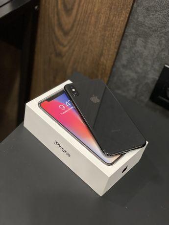 Iphone X, 256 g, grey