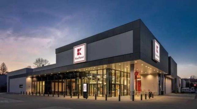 Kaufland Cieszyn 34 m2 lokal handlowo - usługowy
