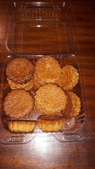Bezglutenowe ciastka muffinki amarantusowe