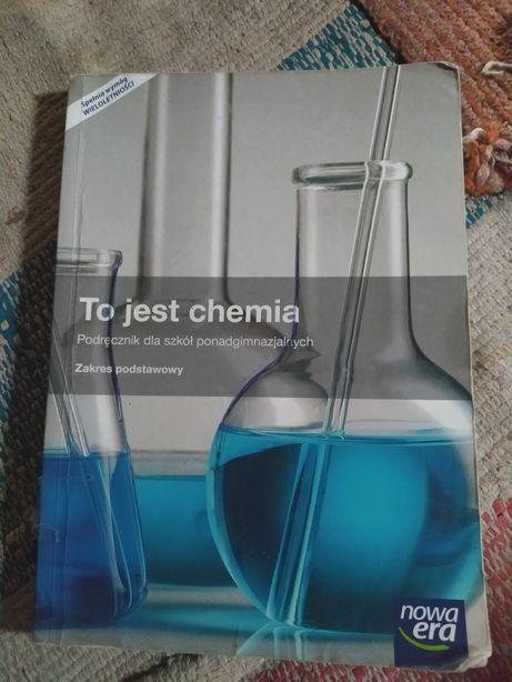 """Podręcznik """"To jest chemia""""-zakres podstawowy"""
