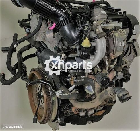 Motor VW CC (358) 2.0 TDI | 11.11 - 12.16 Usado REF. CFGC