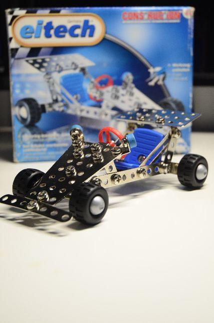 Klocki konstrukcyjne samochodu do montażu dla dzieci 8+ - eitech C62
