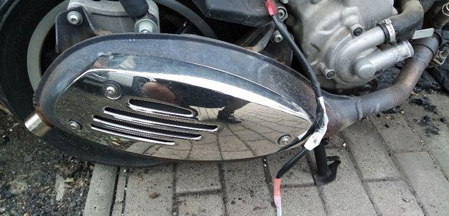 Tłumik Vespa 300 GTS