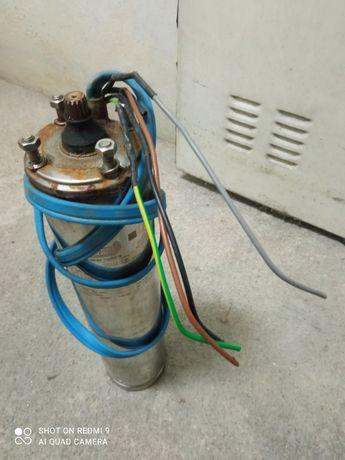 Vendo motor trifásico 2 cv bombas submersíveis para furo de água