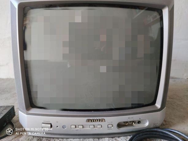 "Telewizor kolorowy ""Aiwa"" 14 cali"