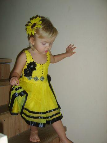 очень красивое платье на 2-3 годика