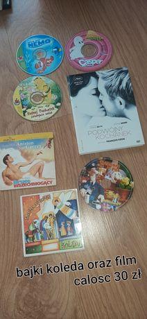 Bajki dvd polski