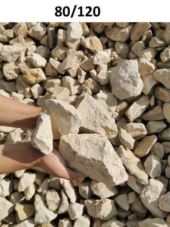 Konieczno - Kamień na podjazd Grys Ziemia Kruszywa drogowe