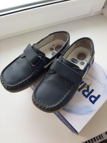 Мокасины, туфли кожаные, кроссовки мальчику, Chicco Geox Ecco