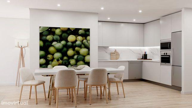 Apartamentos novos T2 no centro da cidade de Amarante