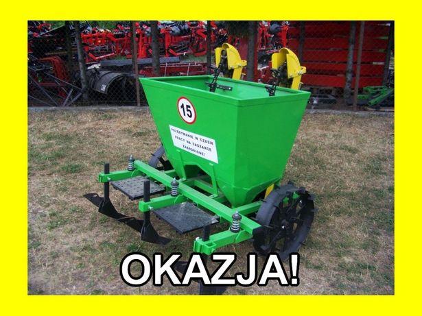 PRODUCENT sadzarka kopaczka BOMET do ziemniaków TRANSPORT CAŁA POLSKA