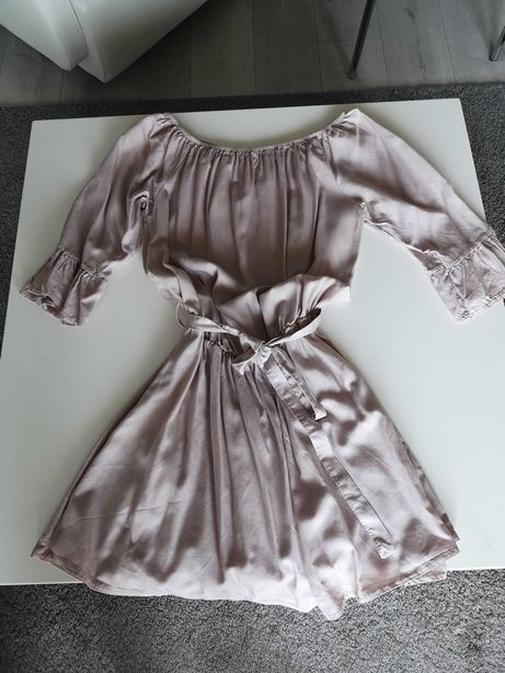 Przepiękna sukienka hiszpanka rozmiar S