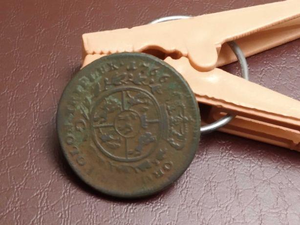 Польща 3 гроша 1766