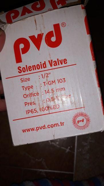 """Продам соленоидные клапана 1/2"""" T-GM 103"""