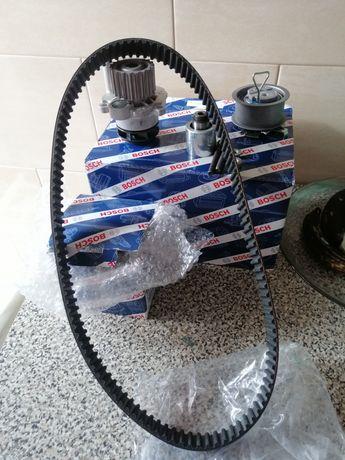Kit de distribuição mais bomba de água bosch