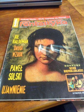 Czasopismo fantastyka 1996r