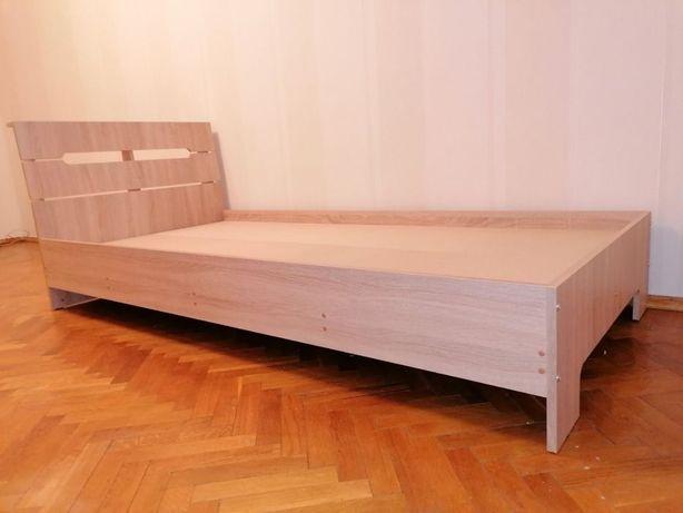 Стильная Односпальная Кровать (Ліжко) 90х200 от Производителя!