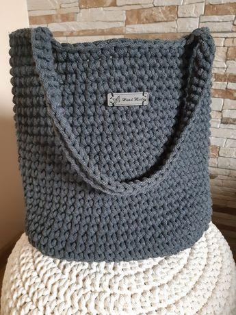 Torba ze sznurka bawełnianego