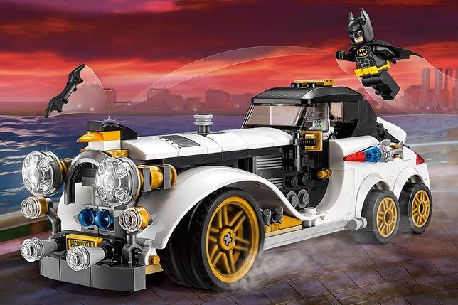 Лего Бэтмен Batman movie Автомобиль Пингвина 70911