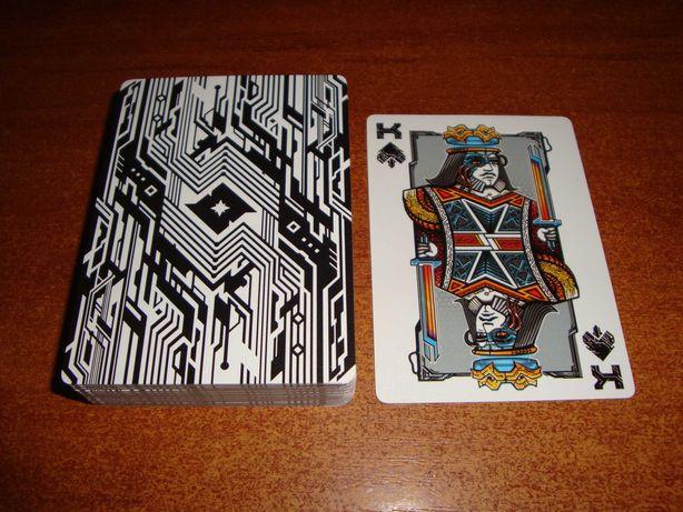 Игральные карты Fractal