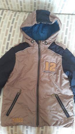 Куртка Bembi демисезонная на мальчика (5-6 лет)