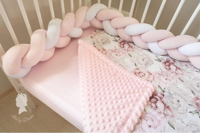 Детские постельные наборы,косички,конверты