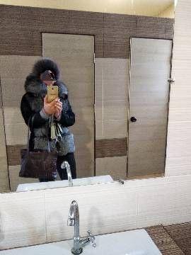 Чернобурка кожа+ шапка мех трансформер