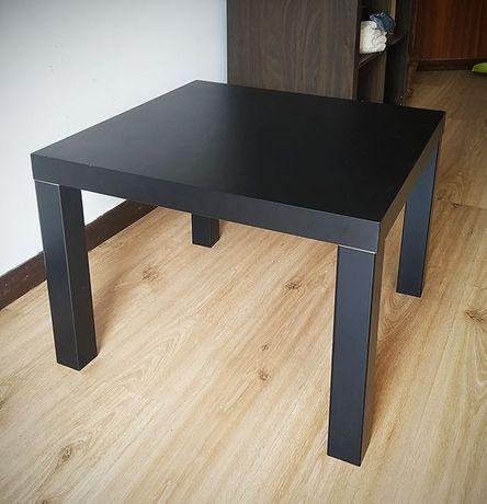Mesa de Apoio Lack (Ikea) preto/cast.
