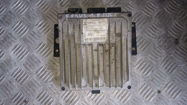 Ford Fokus mk I,1.8 TDCI komputer silnika,sterownik