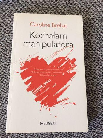 """Sprzedam książkę """"Kochałam manipulatora"""""""